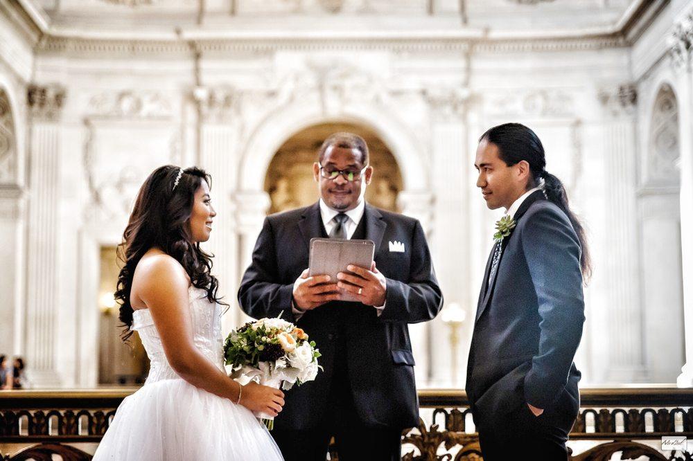 Jesse Cottonham - Wedding Officiant