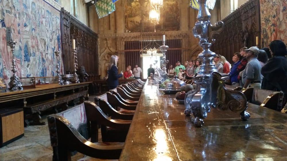 Best Restaurants Near Hearst Castle