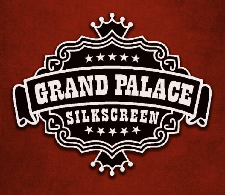 Grand Palace Silkscreen