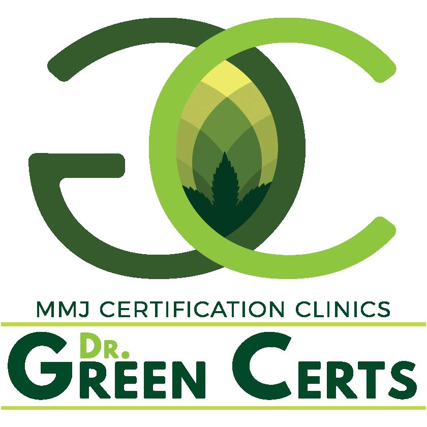 Dr. Green Certs Medical Marijuana Certifications - Medical Cannabis ...