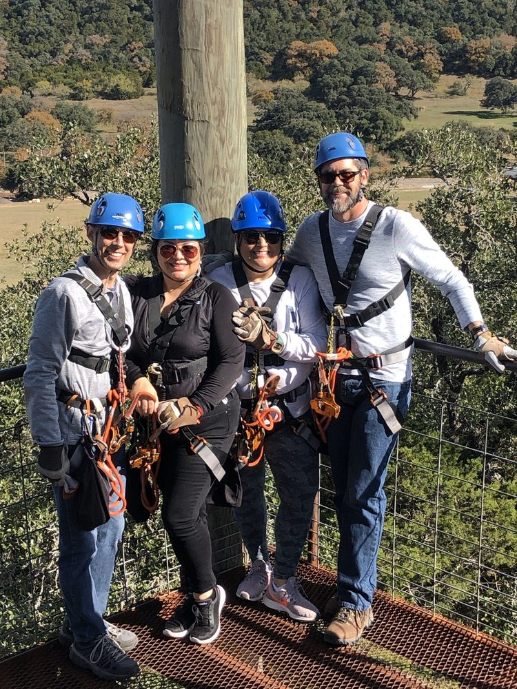Helotes Hill Country Ziplines: 18026 Frank Madla Rd, Helotes, TX