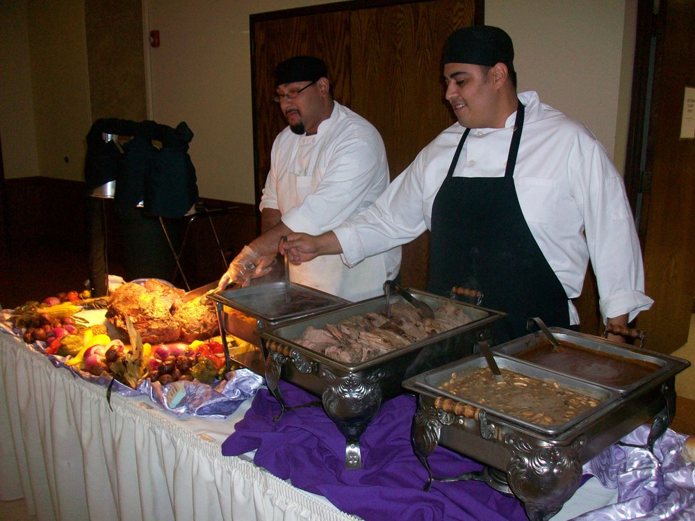 Catering By Celebrations: 3307 Hillcrest Dr, San Antonio, TX