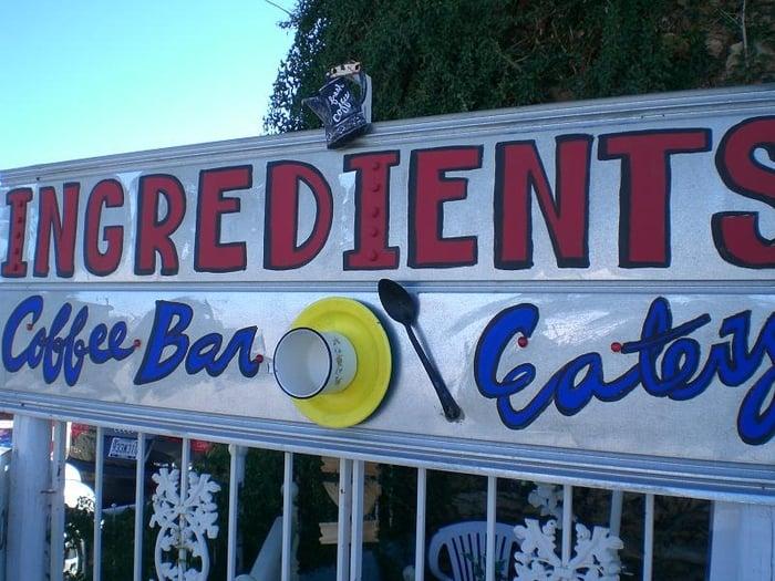 Ingredients: Wenden, AZ