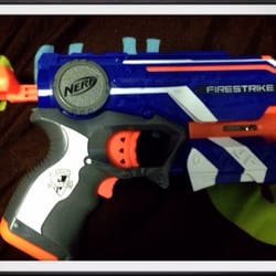 ... Nerf Rival Zeus MXV-1200 Blaster (Red)