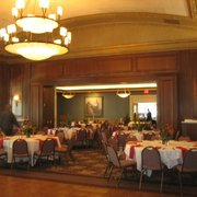 Clubhouse Photo Of Detroit Golf Club Mi United States Banquet Room