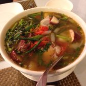 Photo Of Patio Filipino   San Bruno, CA, United States. Beef Sinigang (