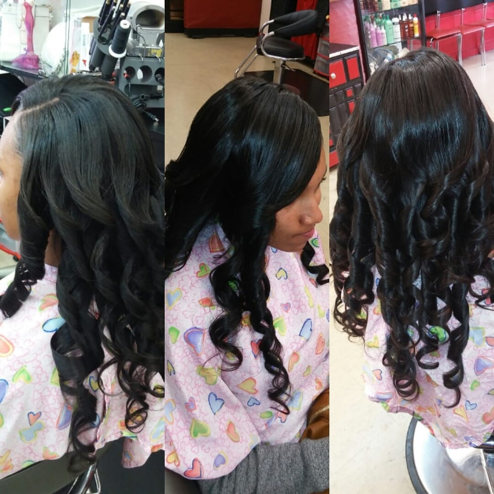 Full Sew In And Style By Dawnn Yelp
