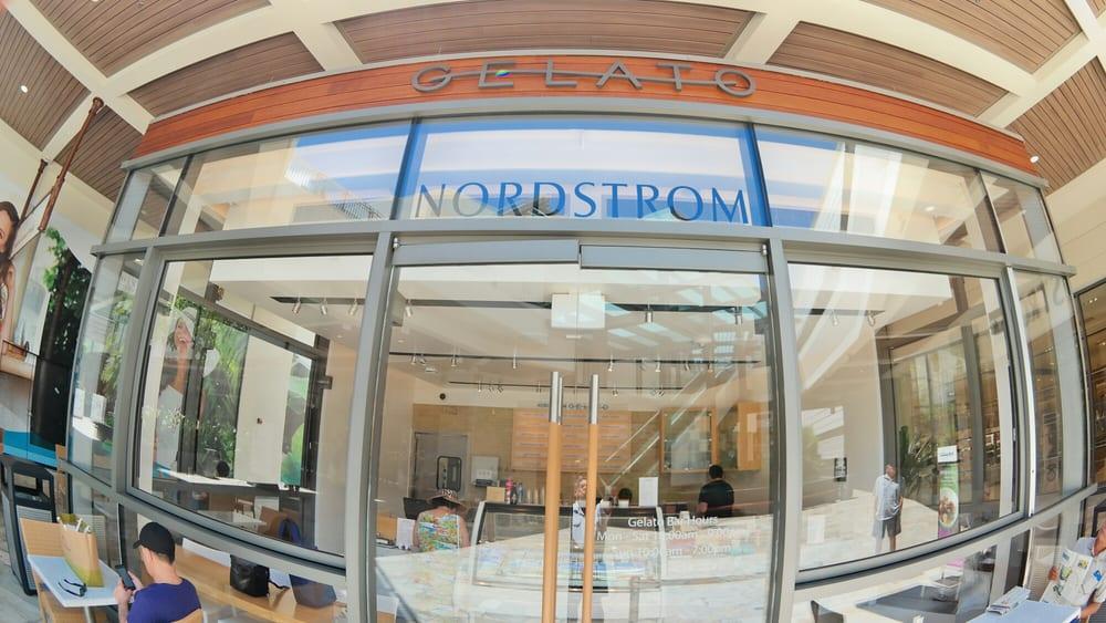 Nordstrom Gelato Bar Honolulu Ala Moana Bar Yelp