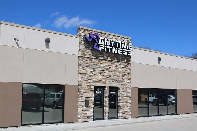 Anytime Fitness: 215 S 6th St, Adel, IA