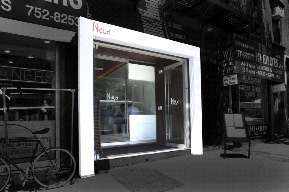 Mezze Restaurants New York City