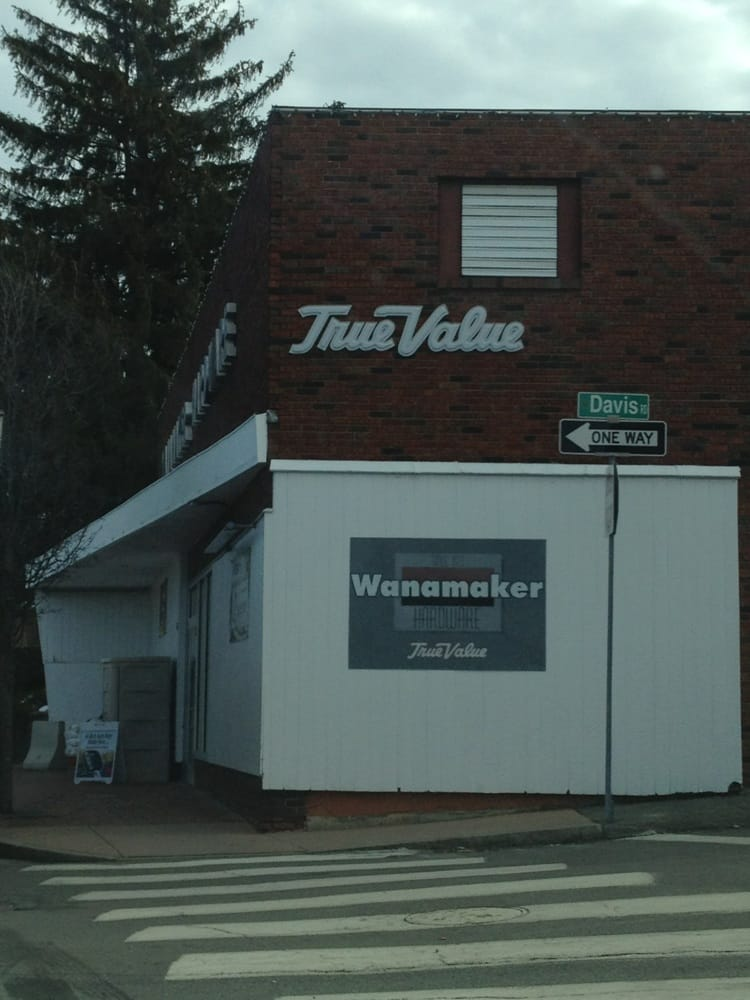 Wanamaker True Value Hardware: 1298 Massachusetts Ave, Arlington, MA