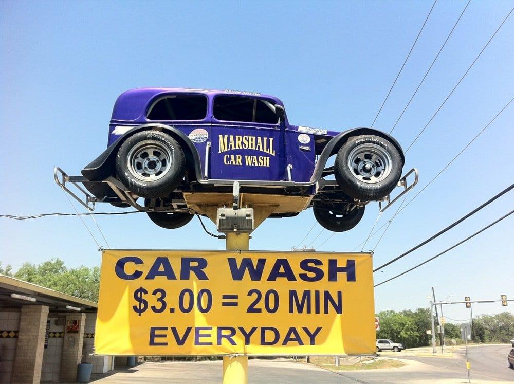 Marshall S Car Wash Car Wash 8373 Eckhert Rd San