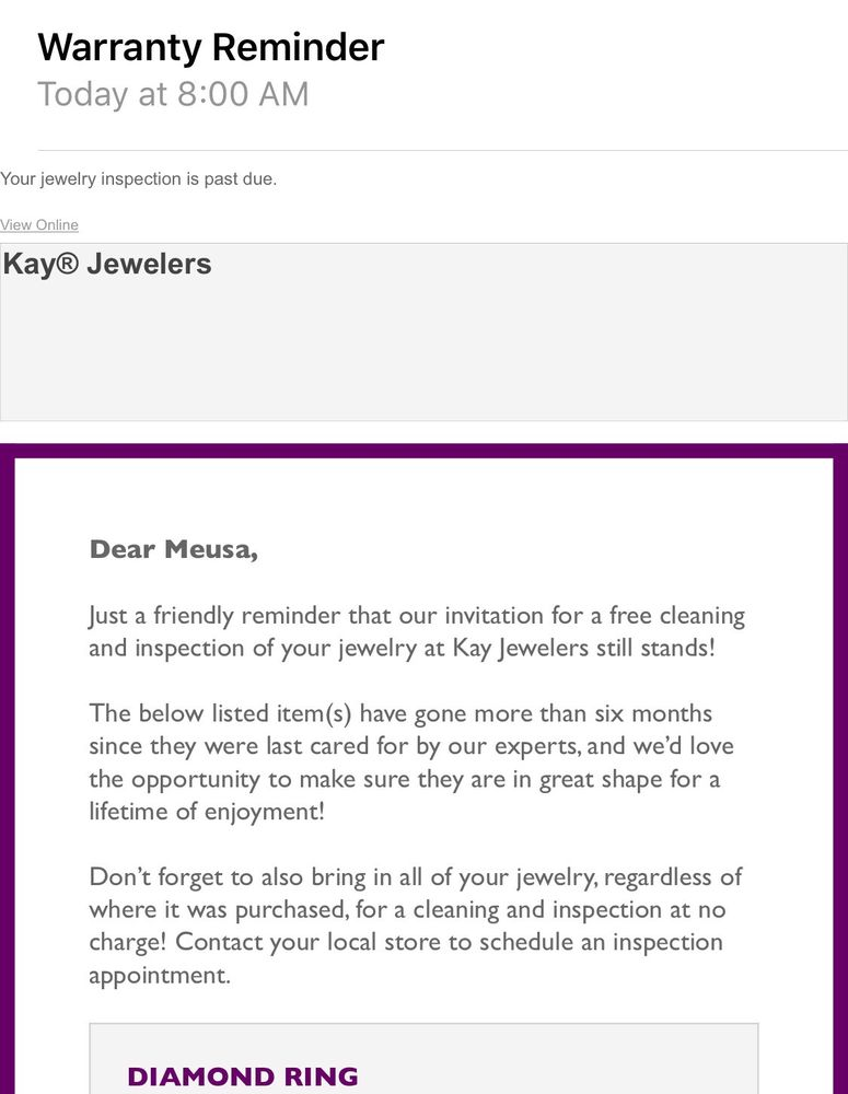 Kay Jewelers - 29 Reviews - Jewelry - 60 31st Ave, San Mateo, CA ...