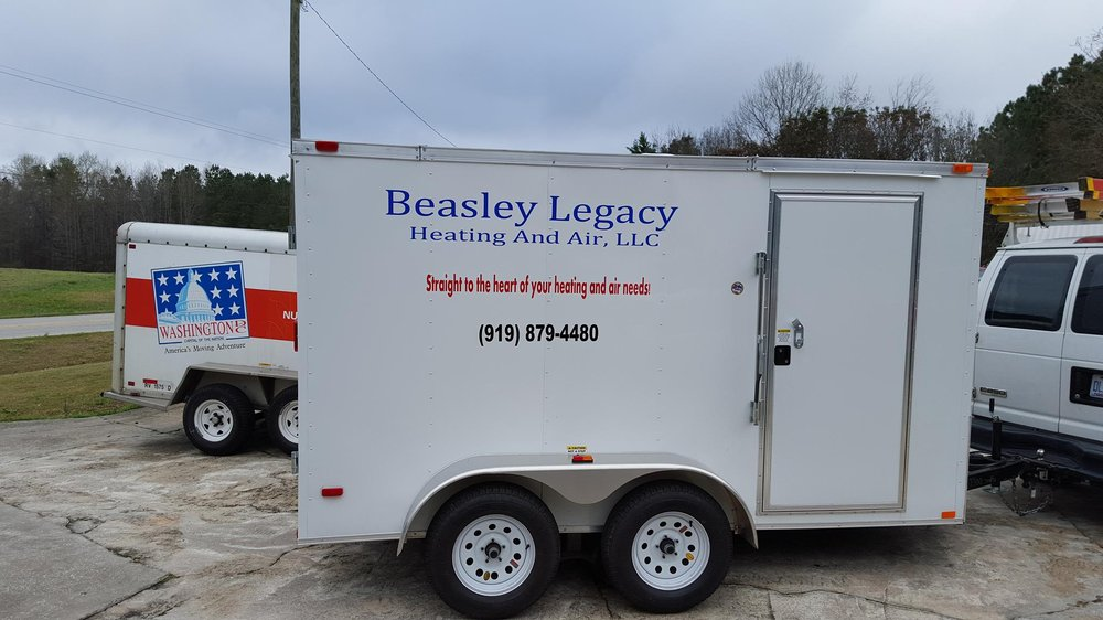 Beasley Legacy Heating and Air: Clayton, NC
