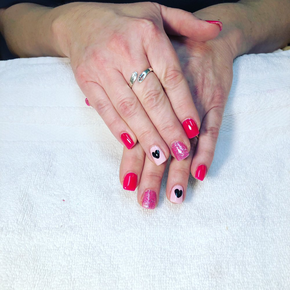 Classic Nails & Spa: 74 South Main St, Barre, VT
