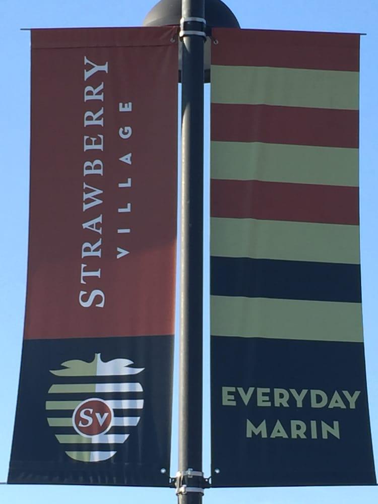 Strawberry Village Shopping Center