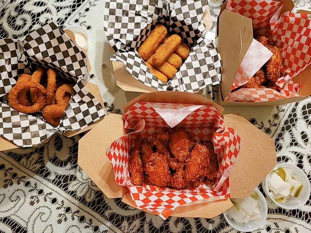 Food from Go to Go Chicken