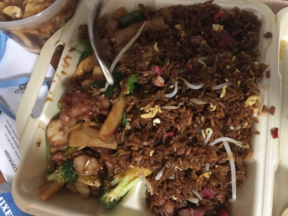 Photo Of 3 Fortunes Chinese Restaurant Waltham Ma United States Fried Rice