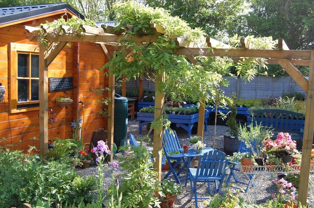 Garden Centre: The Secret Garden Centre