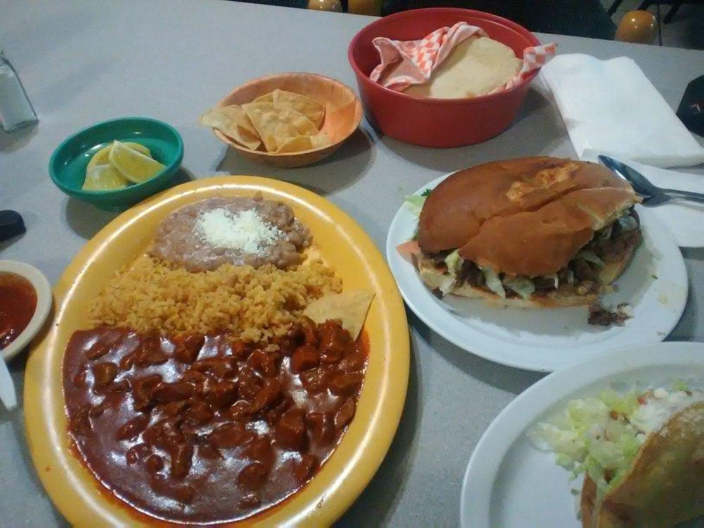 Taco Mex: 215 Cecil Ave, Delano, CA
