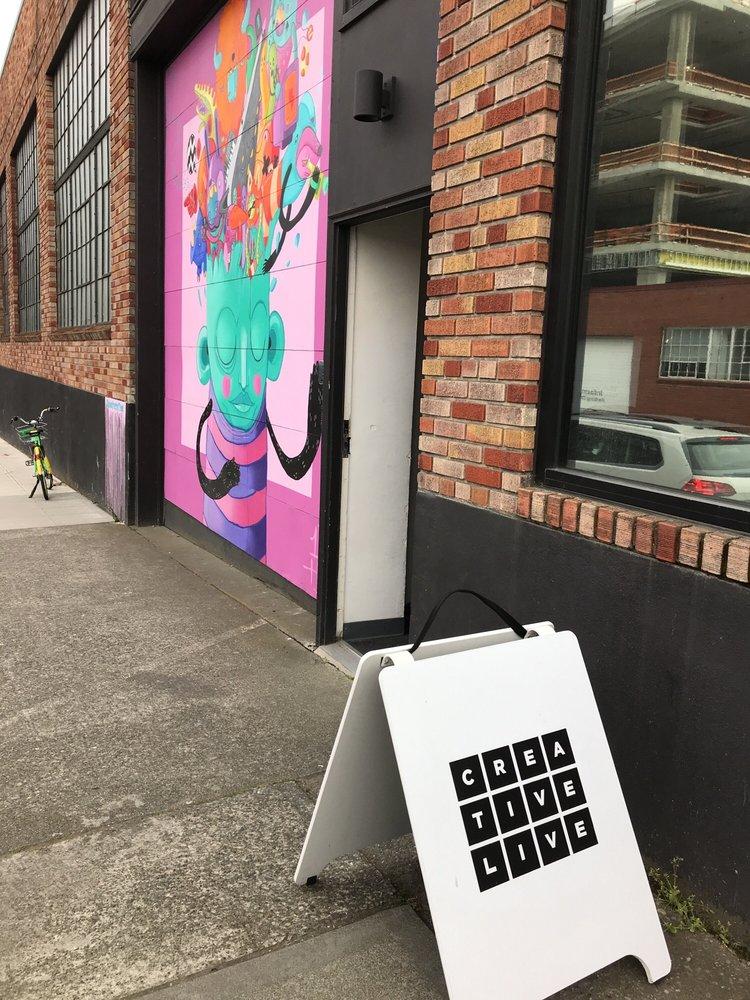 Photo of CreativeLIVE: Seattle, WA