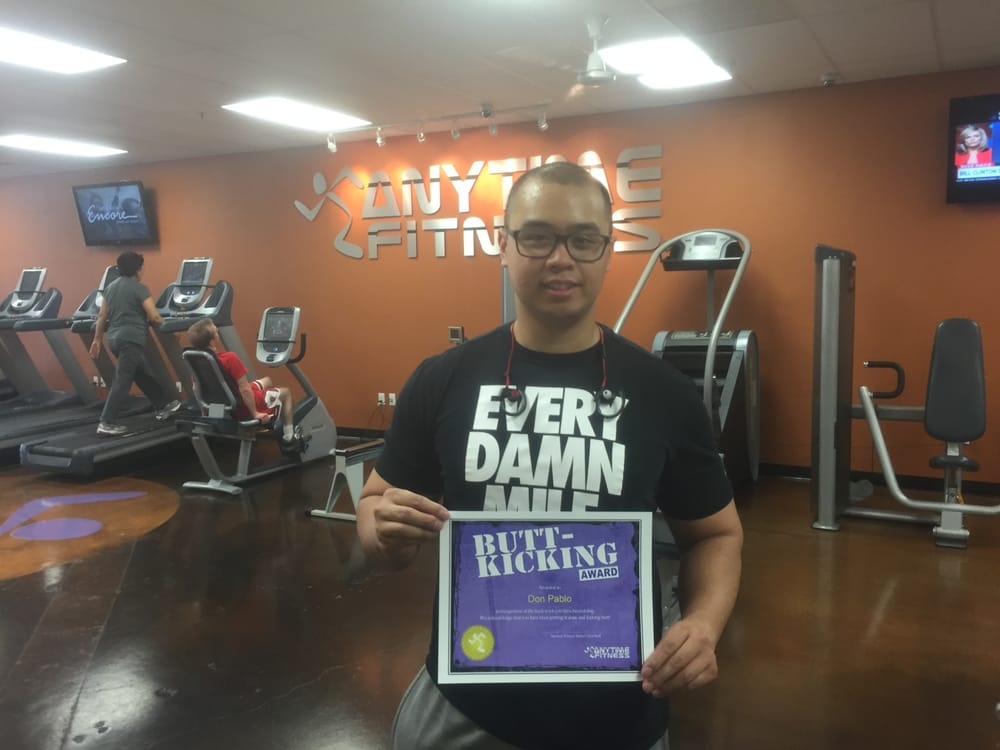 Anytime fitness glendinning membership software