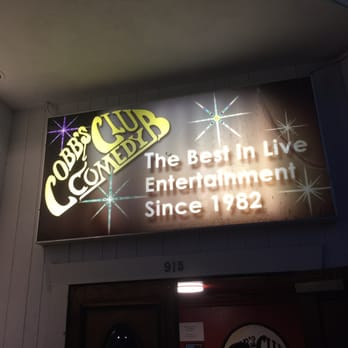 Cobb's Comedy Club - Check Availability - 277 Photos & 875 ...