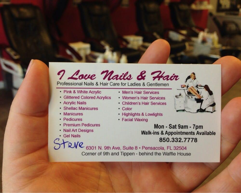 Pensacola Nail Salon Gift Cards - Florida   Giftly