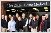 First Choice Home Medical: 1945 Scottsville Rd, Bowling Green, KY