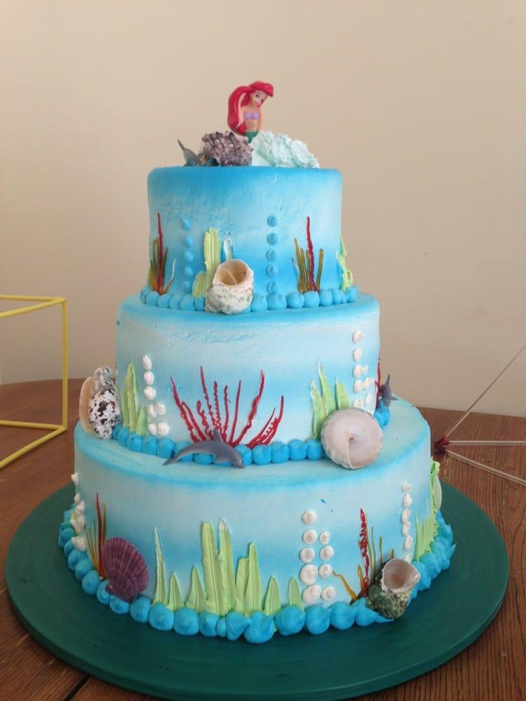 Ariel birthday cake Yelp
