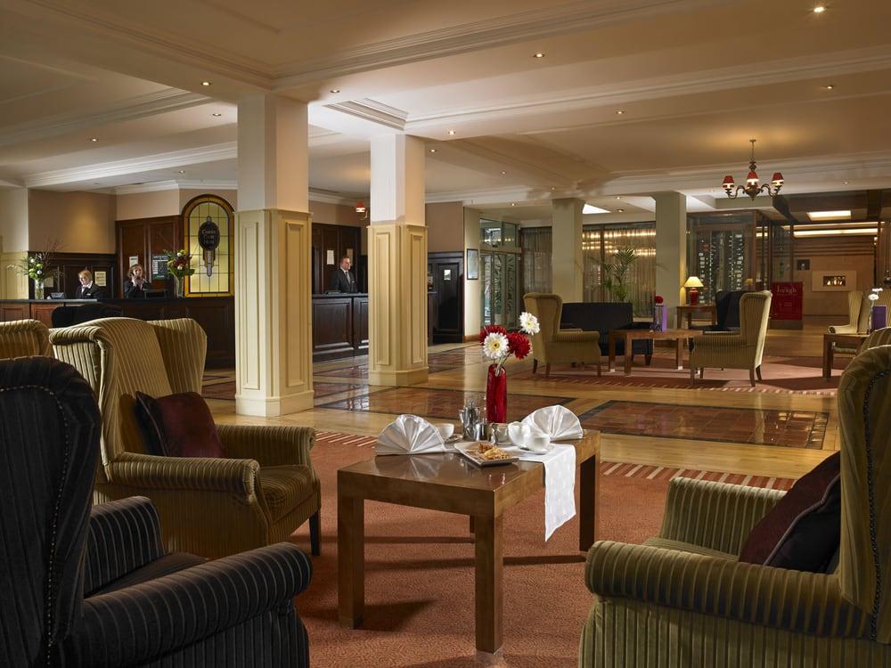 Restaurants Near Camden Court Hotel Dublin