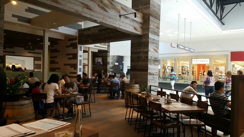 California Pizza Kitchen At Santa Anita Arcadia Ca