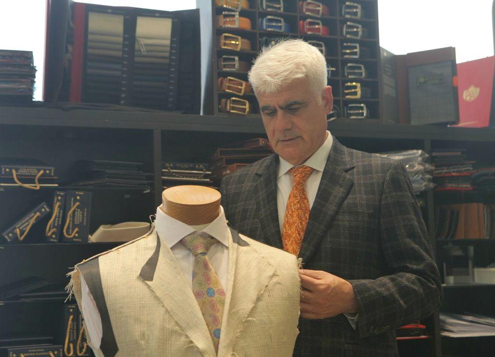 Peter Panos Bespoke Tailors 12 Reviews Men 39 S Clothing