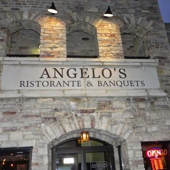 Angelo S Restaurant Elmhurst Menu