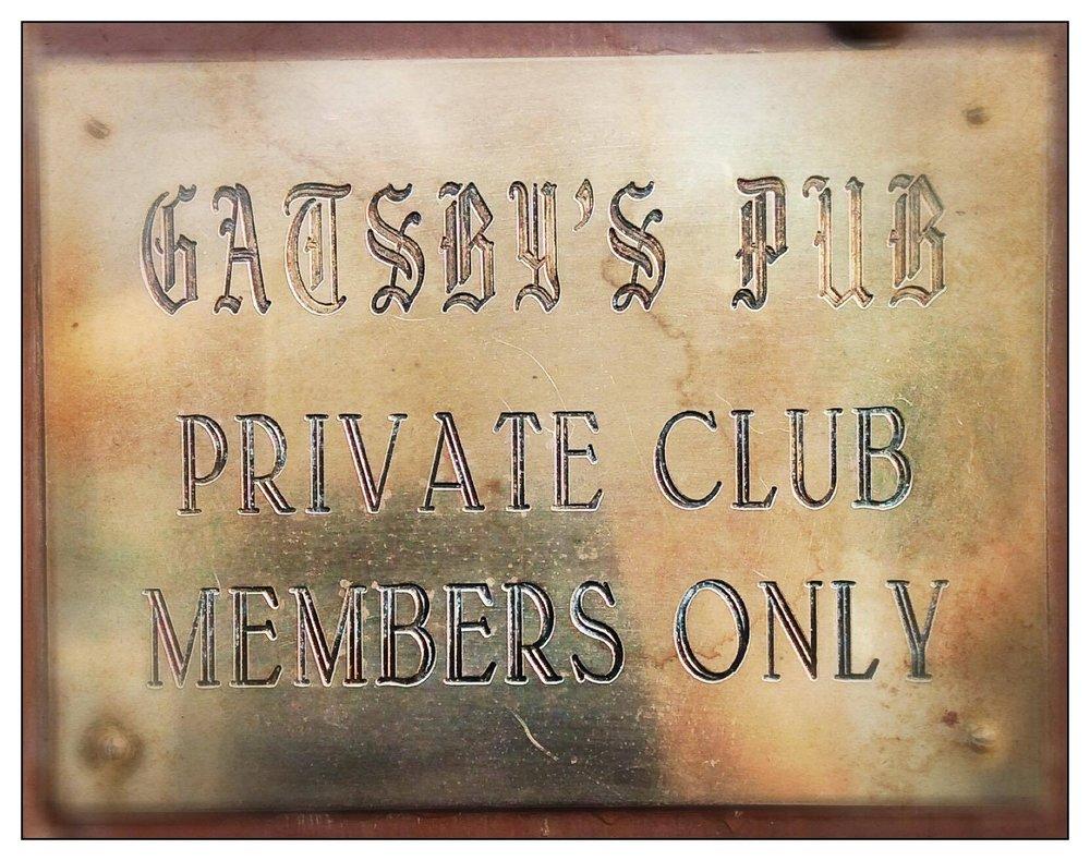 Gatsby's Pub: 1157 Burke St, Winston Salem, NC