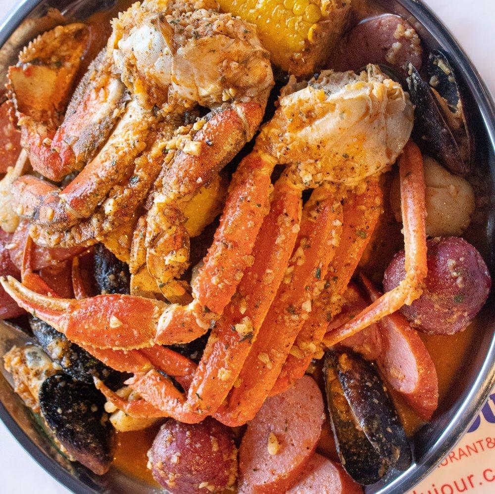 Crab Du Jour: 9080 N Green Bay Rd, Brown Deer, WI