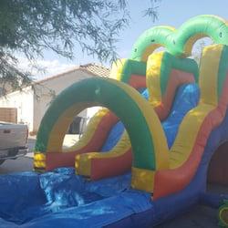 fun4fun party rentals 26 photos bounce house rentals las
