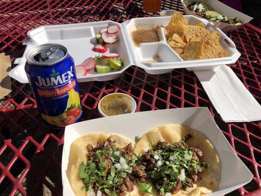 Tacos El Gordo: Moab, UT