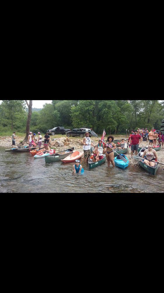 Lucky's Caddo River Canoe and Kayak Rental: 138 Sweet Gum Ln, Glenwood, AR