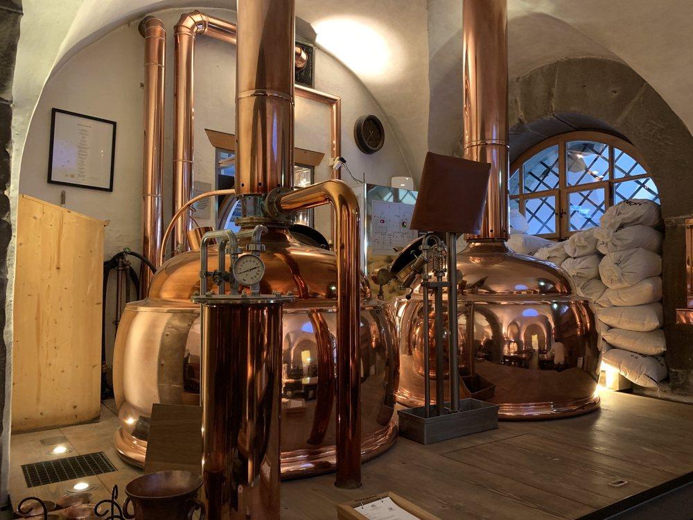 Rathaus Brauerei: Unter der Egg 2, Luzern, LU