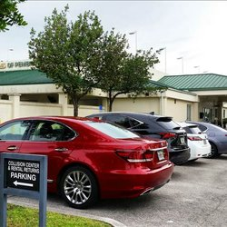 Lexus Of Pembroke Pines Collision Center Photos Reviews - Lexus collision center