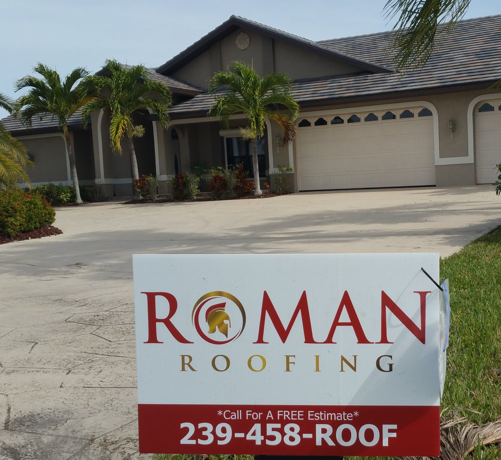 Roman Roofing   12 Photos   Roofing   805 NE 7th Ter, Cape Coral, FL    Phone Number   Yelp