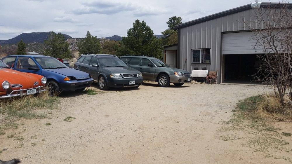 Antero Foreign Automotive: 11311 County Rd 197, Nathrop, CO