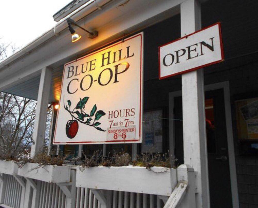 Blue Hill Co-op: 70 South St, Blue Hill, ME