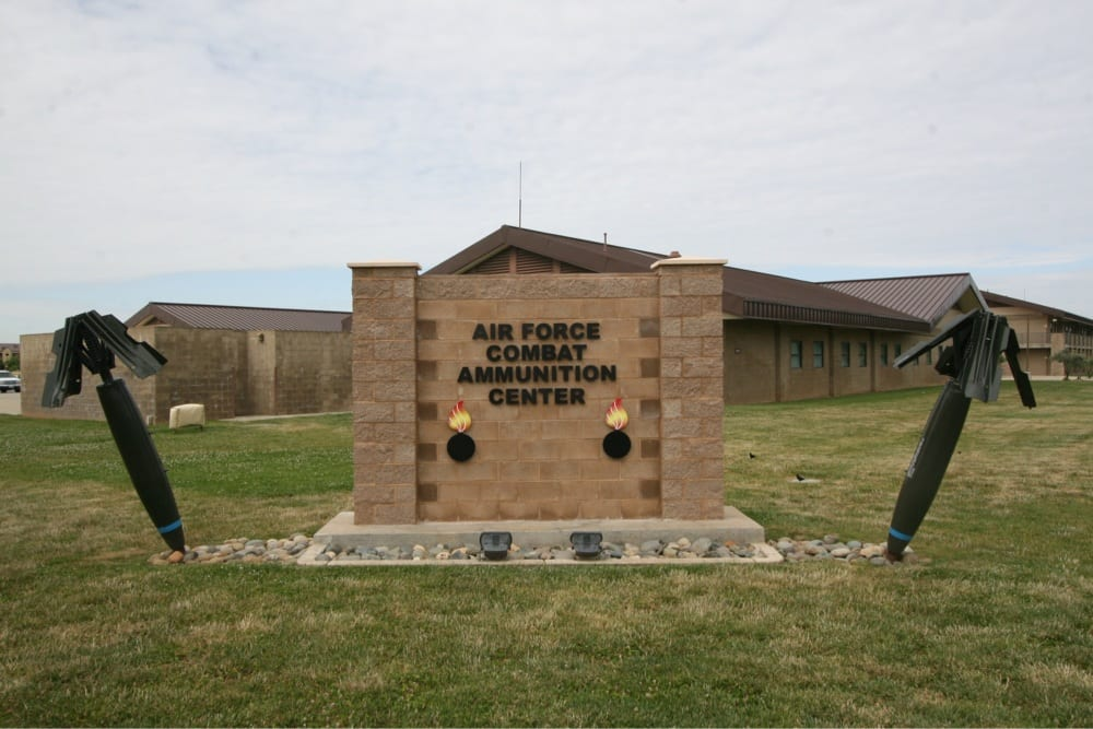 Air Force Combat Ammunition Center: 5890 A St, Beale AFB, CA