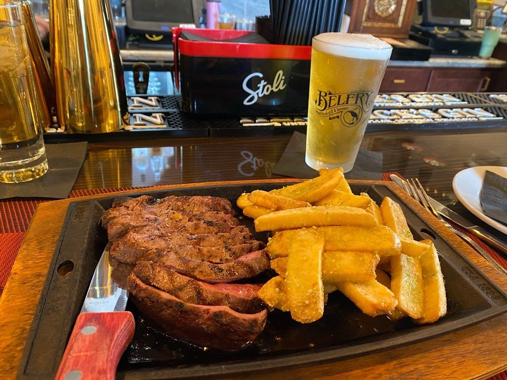 Belfry Wood Fired Grill And Brewery: 791 N Main St, Cottonwood, AZ