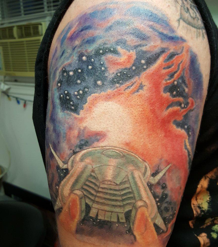 Mystic Art Tattoo: 348 S Crater Rd, Petersburg, VA