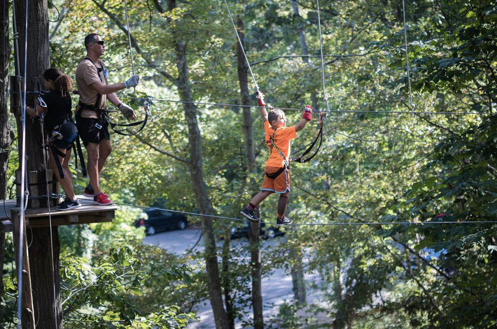 The Adventure Park At Storrs