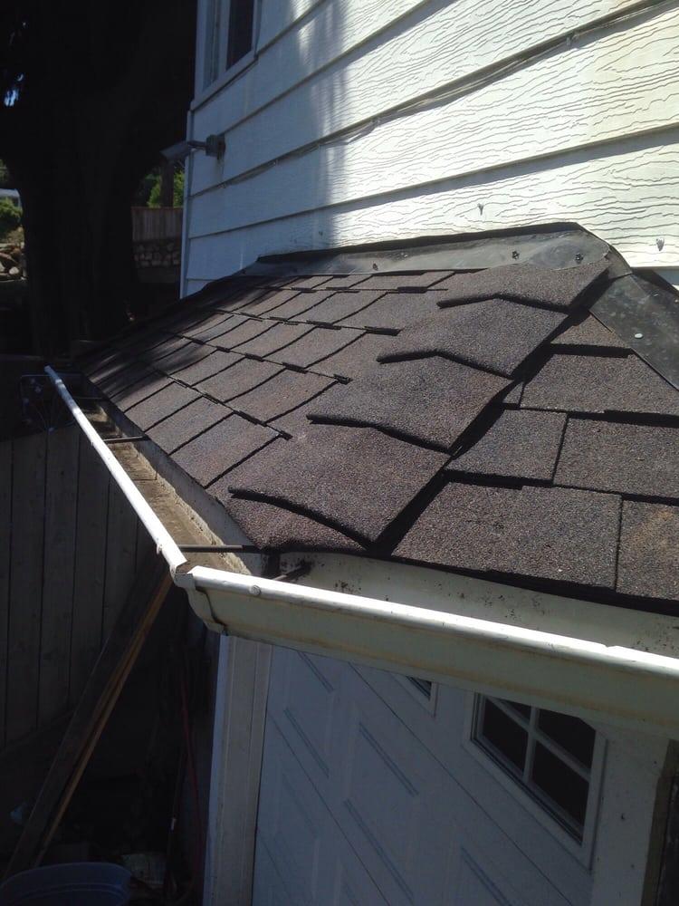 Certainteed Landmark Tl Roofing In Black Walnut Installed