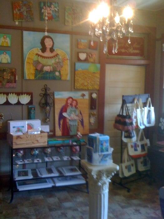 Ball Ground Art Gallery: 340 Gilmer Ferry Rd, Ball Ground, GA